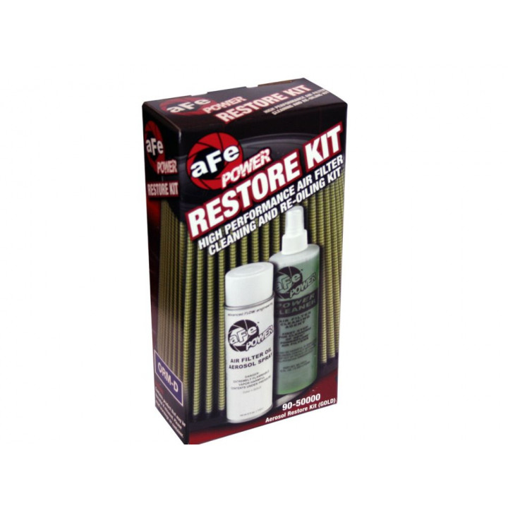 aFe Magnum FLOW Air Filter Master Pack Restore Kit