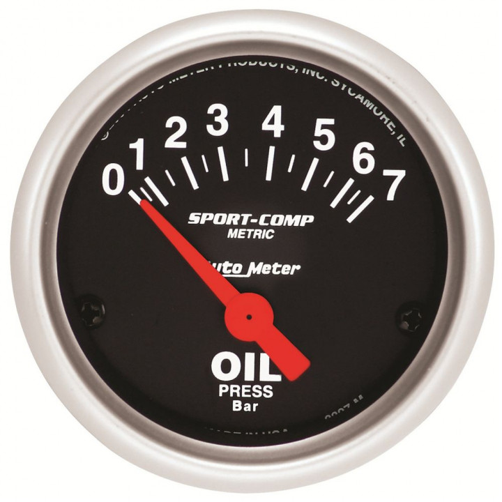 Auto Meter Sport-Comp Air Core