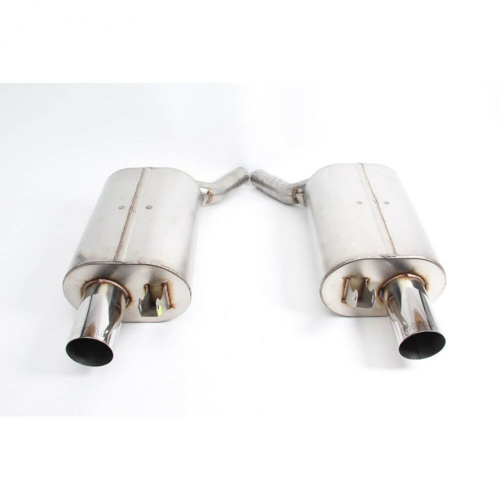 Dinan Stainless Exhausts
