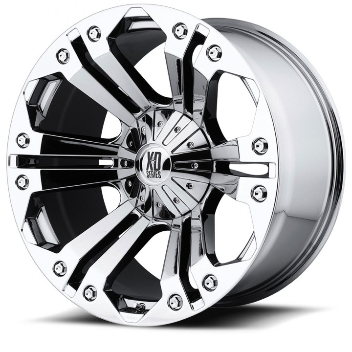 KMC XD Series Monster Rims