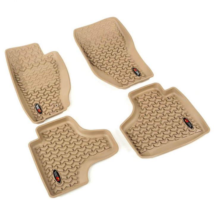 Rugged Ridge Floor Liners