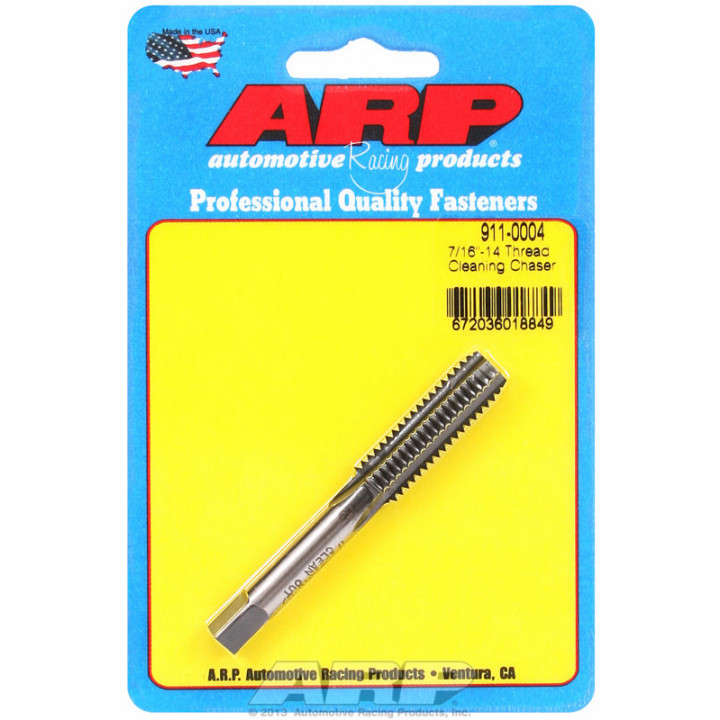 ARP 911-0004 - 7/16-14 thread cleaning tap