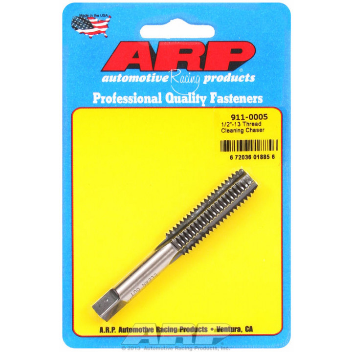ARP 911-0005 - 1/2-13 thread cleaning tap