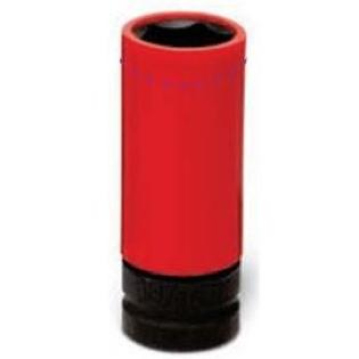 """Gorilla 1316TWS - Thin Wall Impact Sockets With Protective Sleeve Lug Wrenchs and Adapters 13/16"""" Hex with 1/2"""" Drive (Quantity: 1)"""