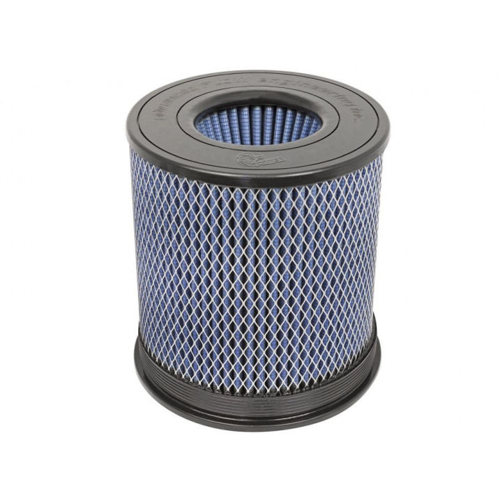 aFe 20-91059 - Momentum HD PRO 10R Air Filter - Cylinder Shape - Flange-6 in. - Base/Top-8 1/8 in. w/Inverted Top - H-9 in.