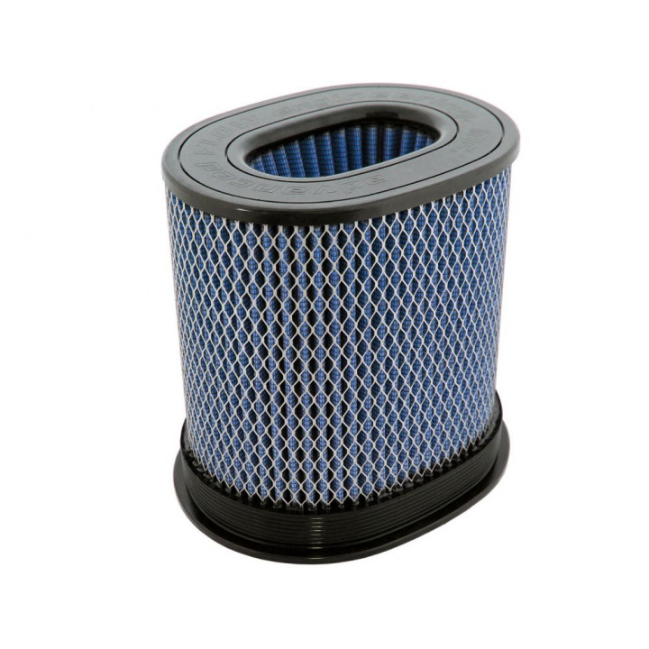 aFe 20-91061 - Momentum HD PRO 10R Air Filter - Oval - Flange-7 x 4.75 in. - Base/Top-9 x 7 in. w/Inverted Top - H-9 in.