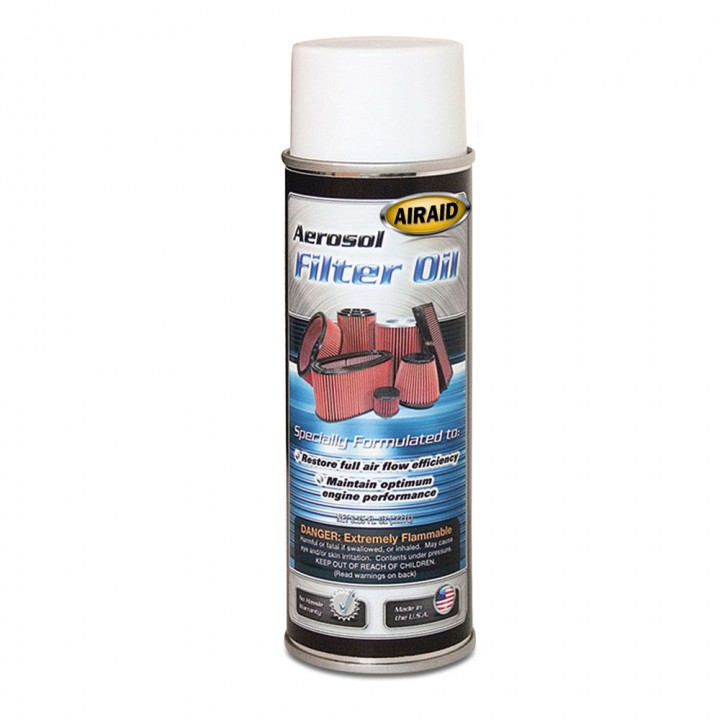 Airaid 790-556 - Air Filter Cleaners and Solutions 6.25oz Aerosol oil