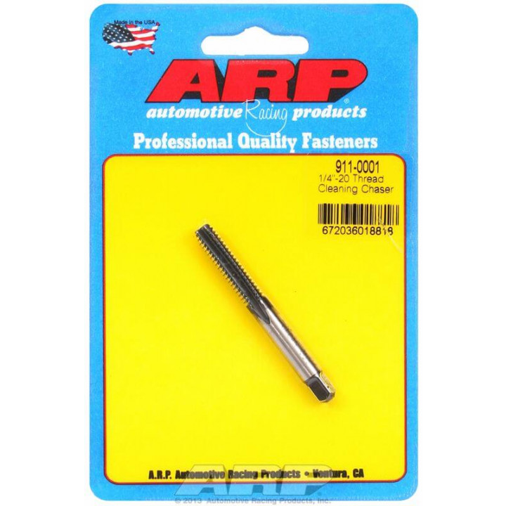 ARP 911-0001 - 1/4-20 thread cleaning tap