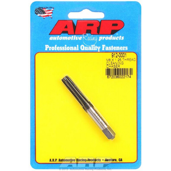 ARP 912-0001 - M8 x 1.25 thread cleaning tap
