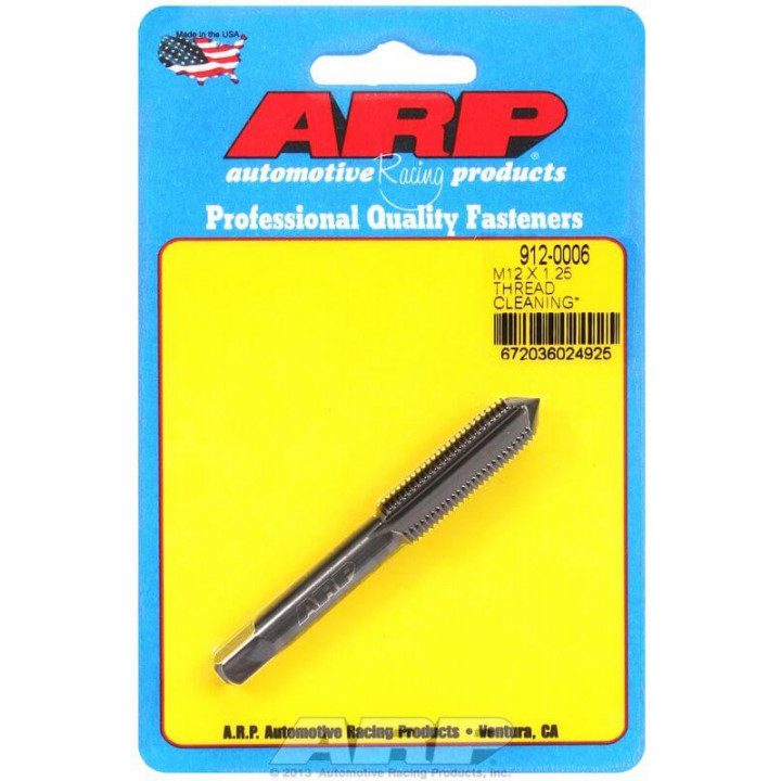 ARP 912-0006 - M12 x 1.25 thread cleaning tap