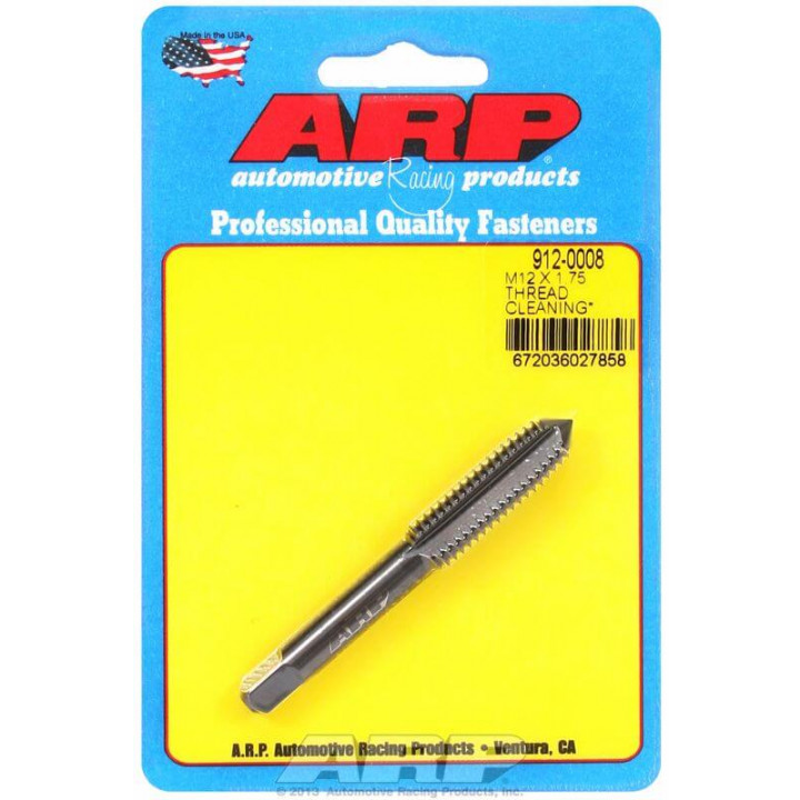 ARP 912-0008 - M12 x 1.75 thread cleaning tap