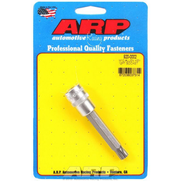 ARP 920-0002 - M10 Allen key 12PT socket