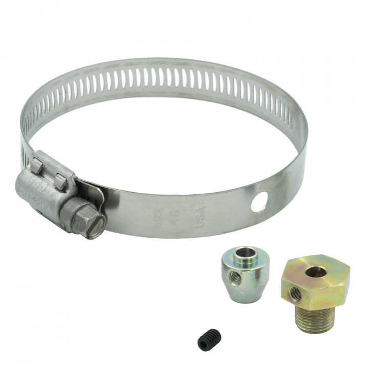 Auto Meter 3256 - Steel Pyrometer Probe Thermocouple Fitting Kit