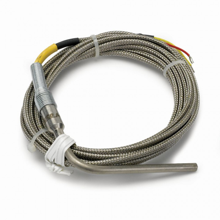 "Auto Meter 5246 - 3/16"" Stainless Steel Racing Probe w/10' Wire"