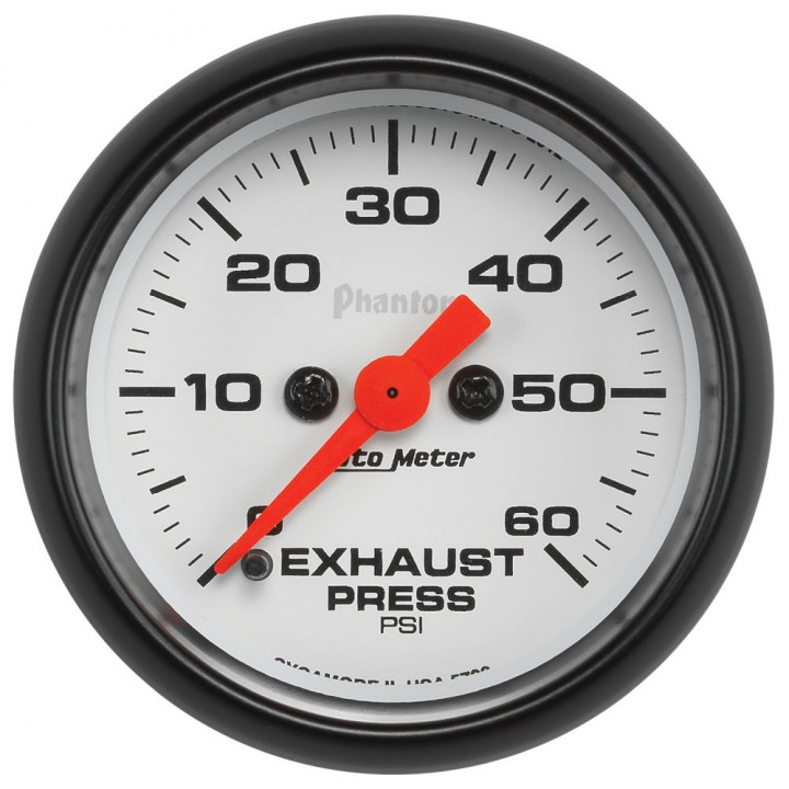 Auto Meter 5792 - Phantom Electric Boost Controller Gauge