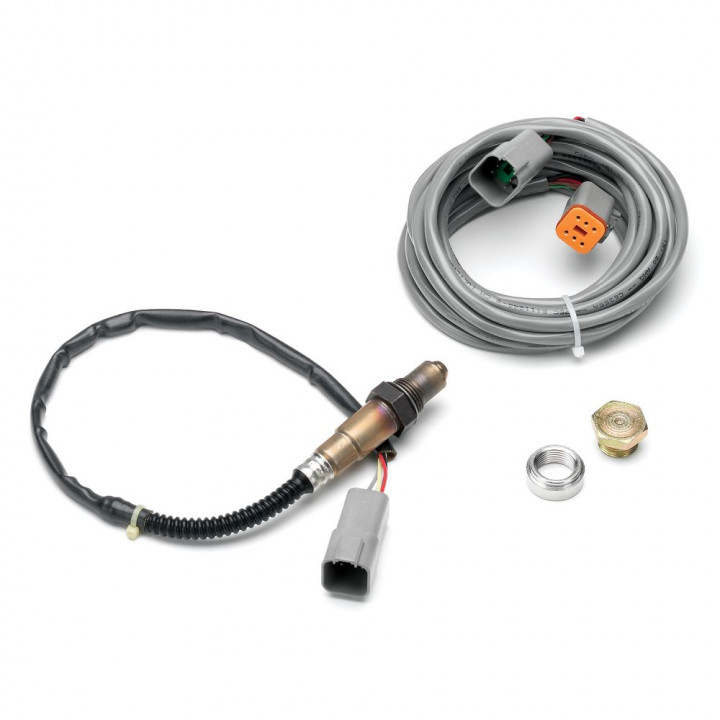Auto Meter 9133 - Wide Band O2 Sensor Kit