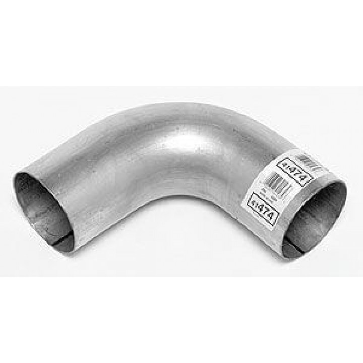 DynoMax 41474 - Walker Exhaust Elbows - Aluminized