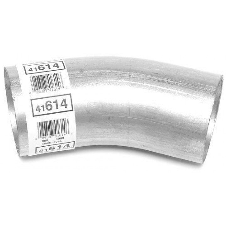 DynoMax 41614 - Walker Exhaust Elbows - Aluminized