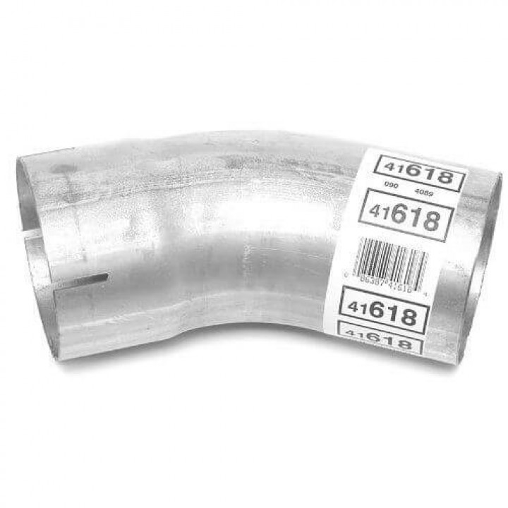 DynoMax 41618 - Walker Exhaust Elbows - Aluminized