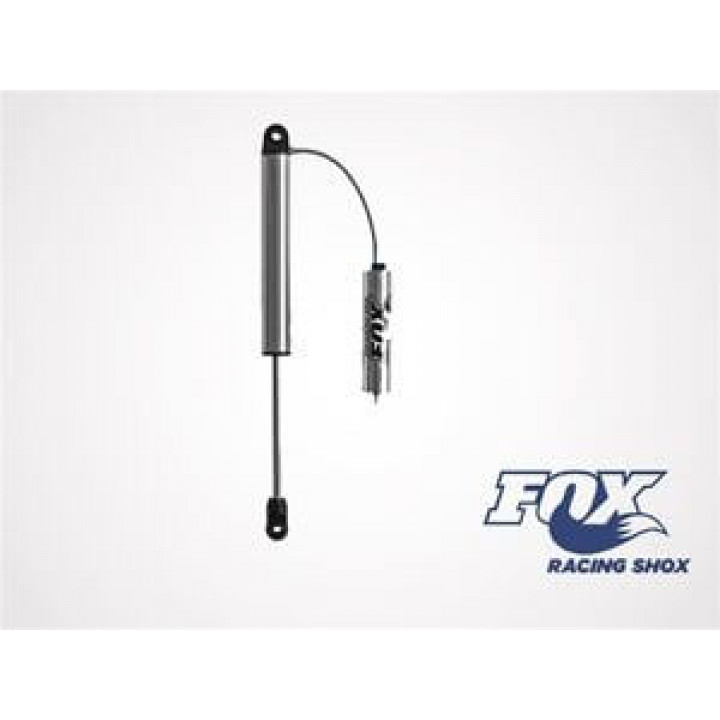 Fox Shox 980-02-049 - 2.0 X 6.5 Smooth Body Remote Reservoir - Stem Top Class 9/11 Front (8.0 Res)