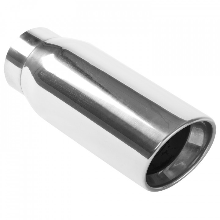 "Magnaflow 35232 - Round 15 Deg. Double Wall Exhaust Tip (3.5"" ID/4.5"" OD)"