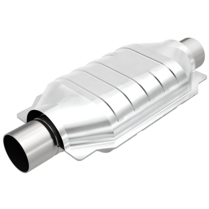 MagnaFlow 94309 - Universal Mirror Finish Catalytic Converters