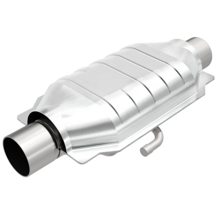 MagnaFlow 94319 - Universal Mirror Finish Catalytic Converters