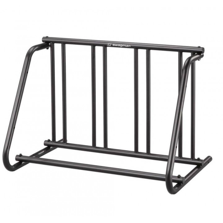 "Swagman 7504S - City Series 4 Bike Commercial Bike Stand ""Single"" (Holds 4 Bikes)"