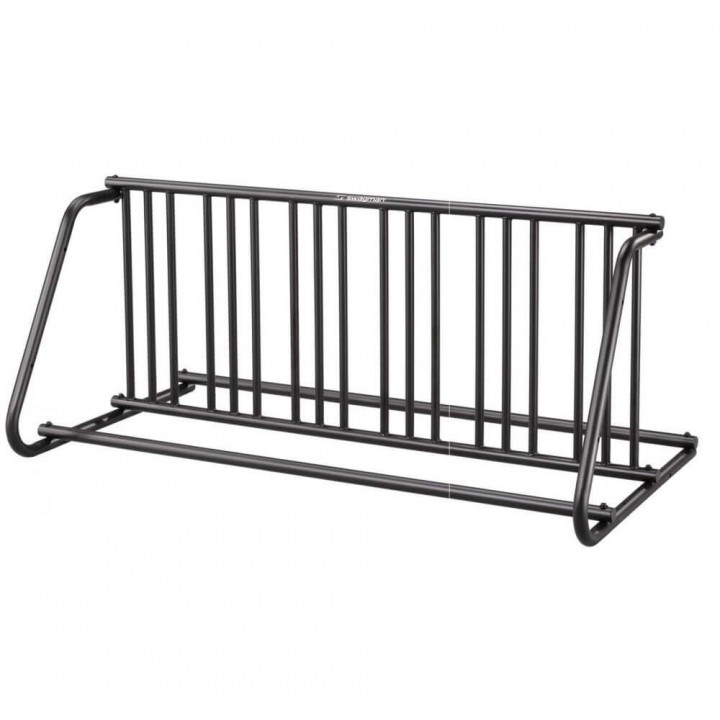 """Swagman 7506D - City Series 12 Bike Commercial Bike Stand """"Double"""" (Holds 12 Bikes)"""