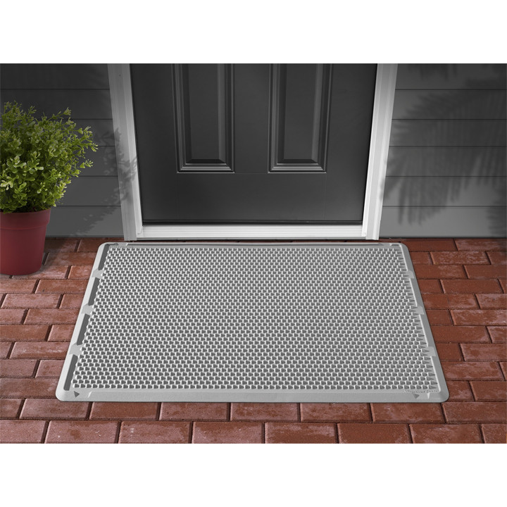 "WeatherTech ODM3G - 30"" x 60"" Gray OutdoorMat"