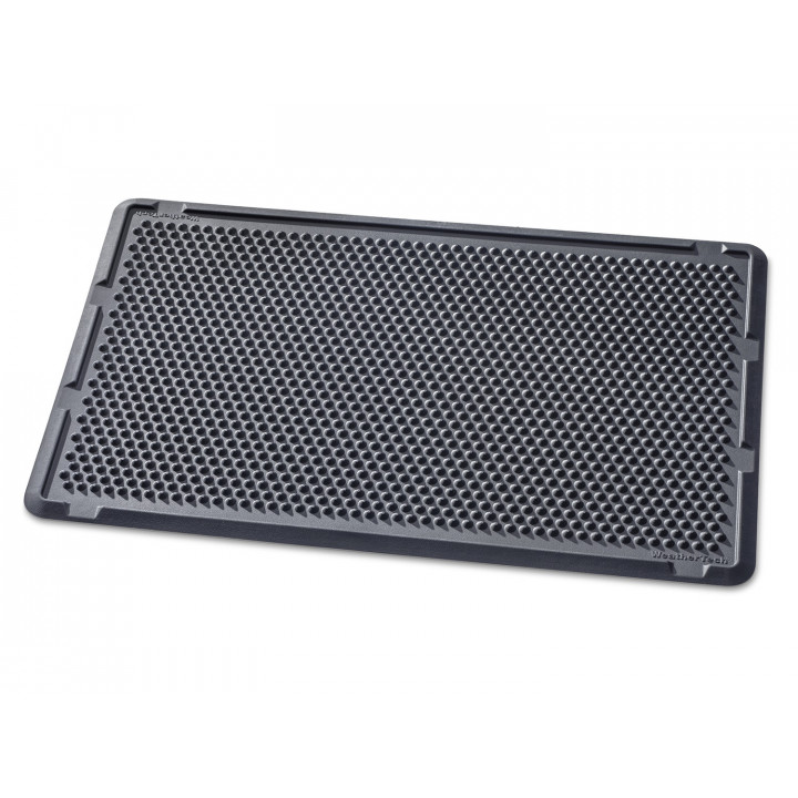 "WeatherTech ODM2B - Outdoor Mat 48"" x 30"" - Black - Universal Fit"