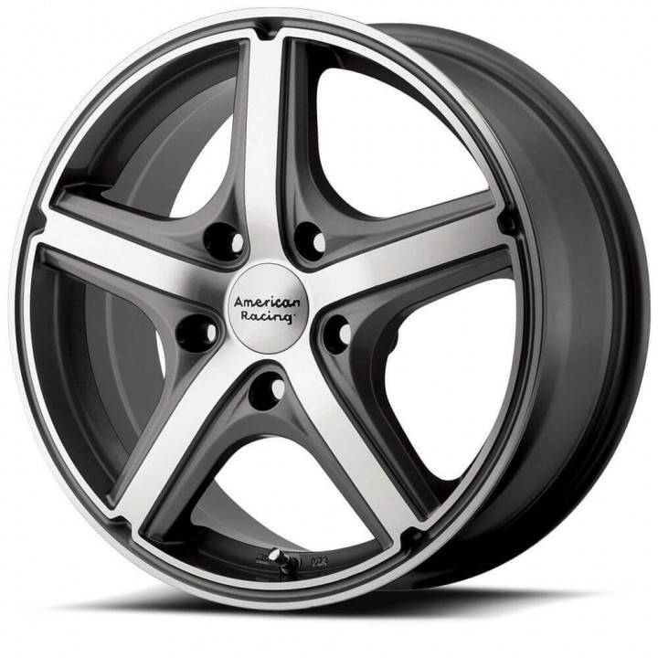 American Racing Maverick Rims Image 1