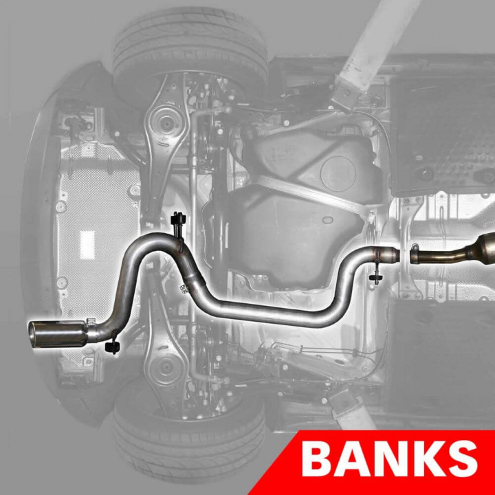 Banks Power Monster Exhaust System Image 1