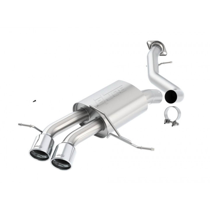 Borla S-Type Axle-Back Exhaust System Image 1