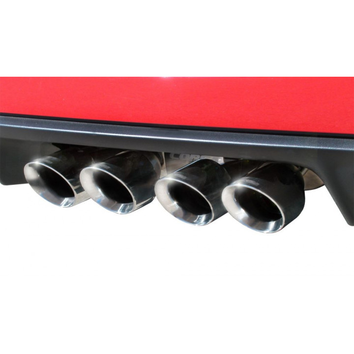 Corsa Xtreme Exhaust System Image 1