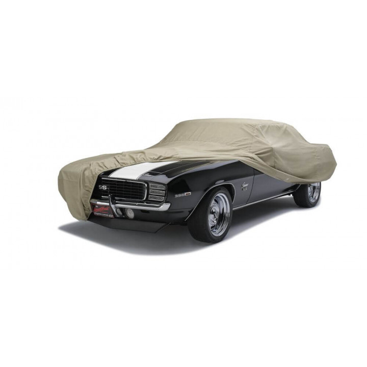 Covercraft Tan Flannel Custom Fit Car Covers Image 1