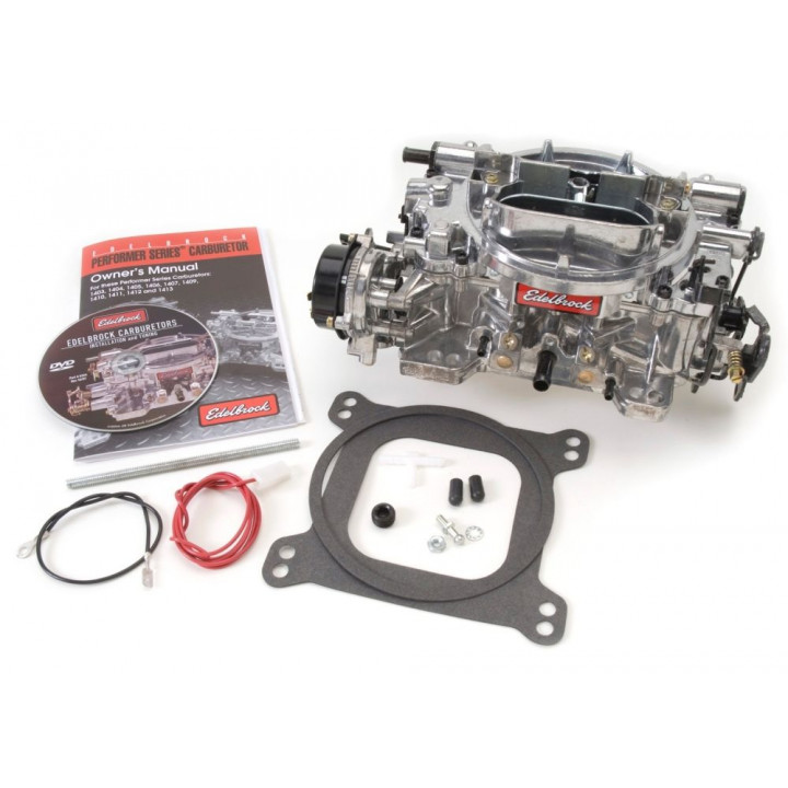 Edelbrock 18269 - Thunder Series AVS Remanufactured Carburetors