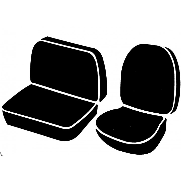 Fia Wrangler Series Seat Covers