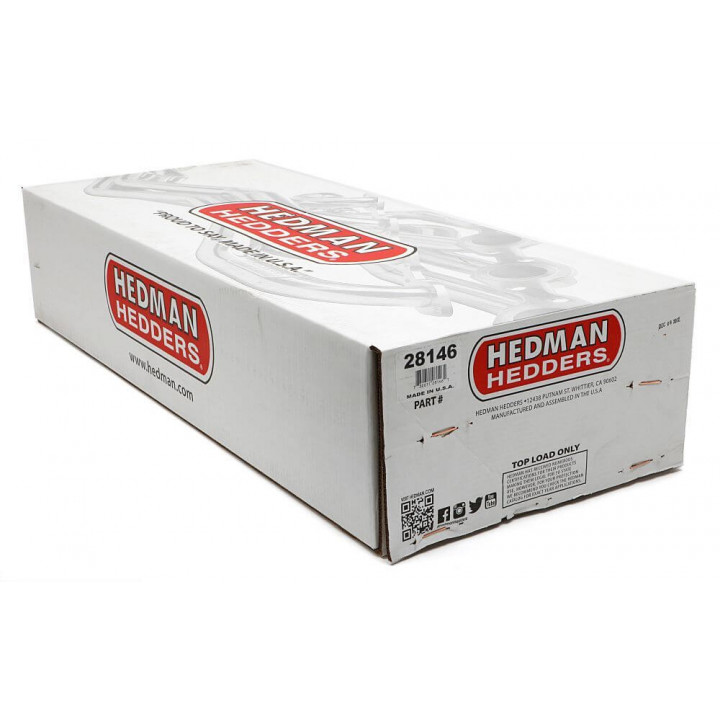 Hedman Hedders Standard Duty HTC Coated Headers Image 1