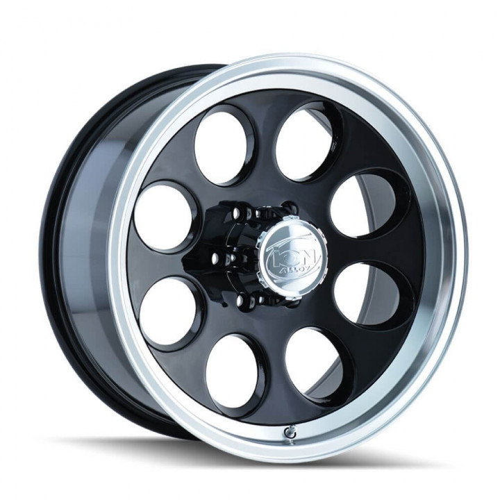 ION Style 171 Series Wheels