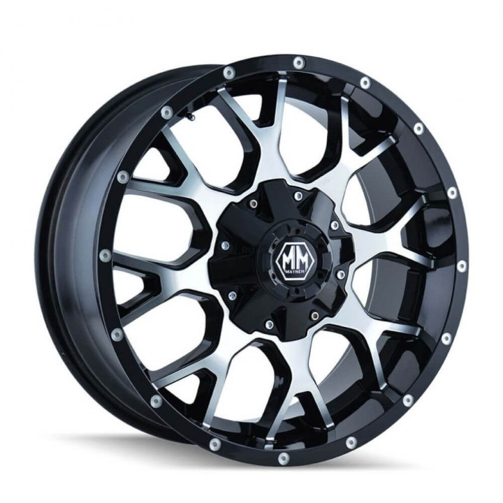 Mayhem Warrior Series Wheels