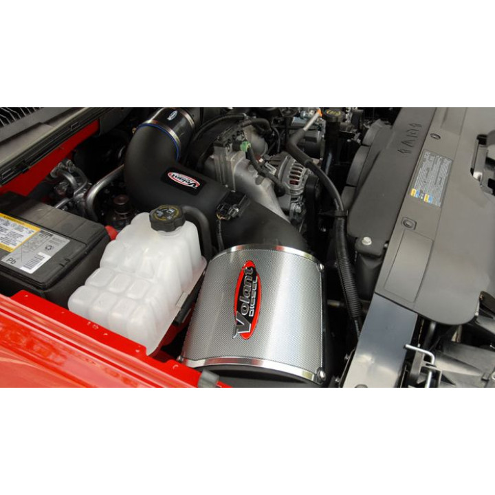 Volant Black Polyethylene Cold Air Intake Image 1