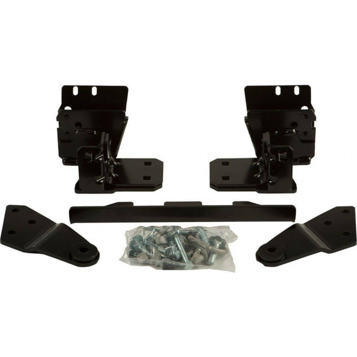 Warn 97084 Plow Mount Kit Fits Polaris RZR Plow Mount Kit
