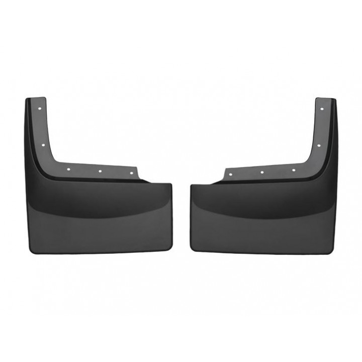 WeatherTech DigitalFit No-Drill Mud Flap Image 1
