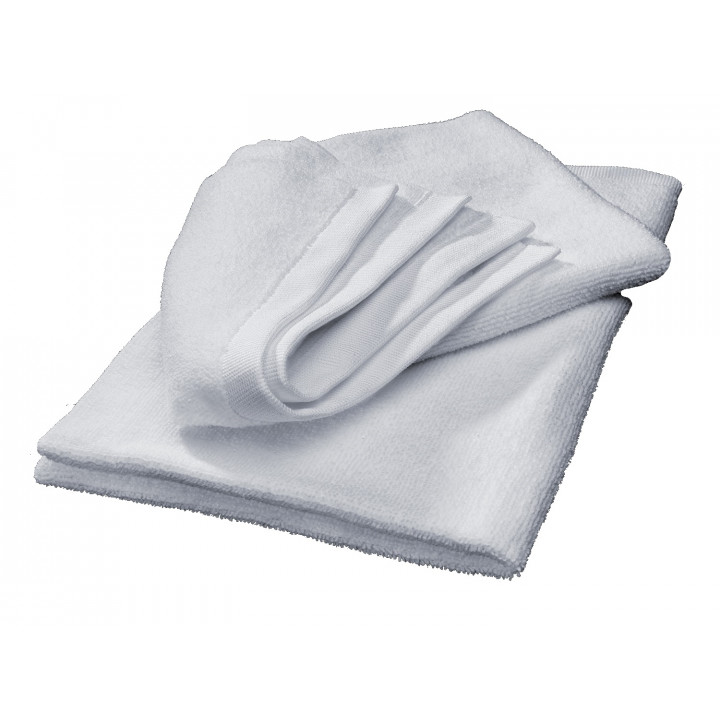 WeatherTech TechCare Cloth And Applicator Pads Image 1